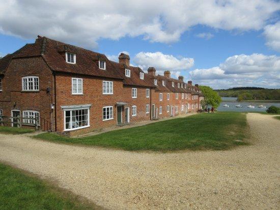 Beaulieu, UK: Beautiful Cottages