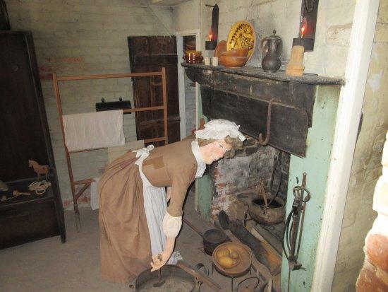Beaulieu, UK: Sitting Room in Museum