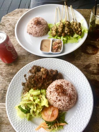Try the Beef Rendang.