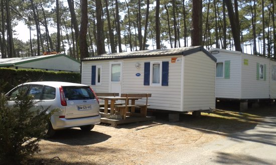 Acc s direct la plage picture of camping le vieux port - Camping le vieux port plage sud 40660 messanges france ...