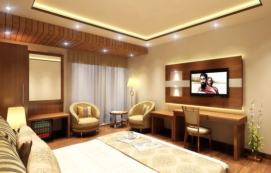 Interior - Picture of Grand FFOUR, New Delhi - Tripadvisor