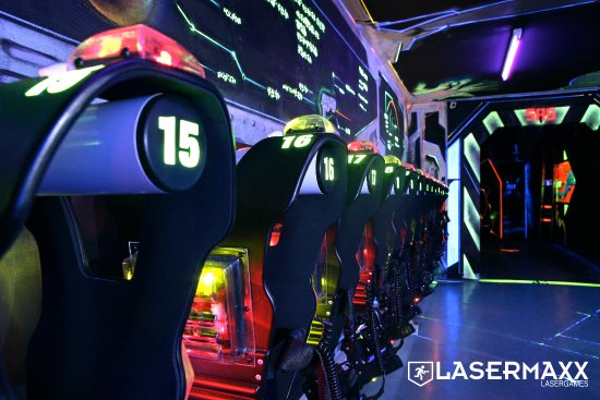 Geldrop, The Netherlands: Lasergame vanaf 4 personen