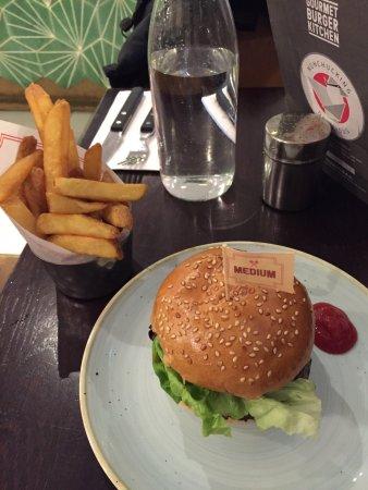 Gourmet Burger Kitchen: photo0.jpg