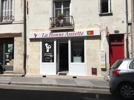 picture of la bonne assiette bray dunes tripadvisor. Black Bedroom Furniture Sets. Home Design Ideas