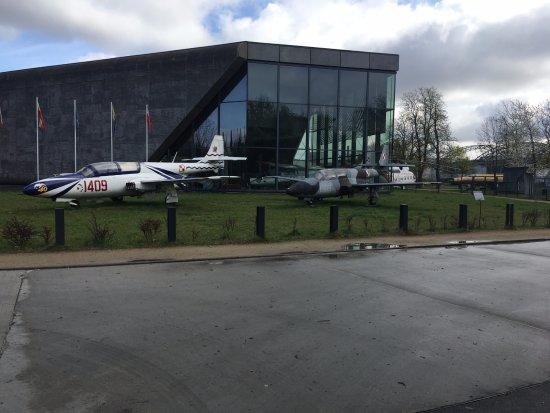 Muzeum Lotnictwa Polskiego: Fachada del museo