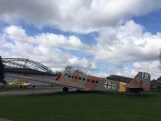 Muzeum Lotnictwa Polskiego: Amiot ACC Toucan