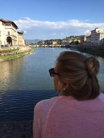 Ponte Vecchio: Bello!!