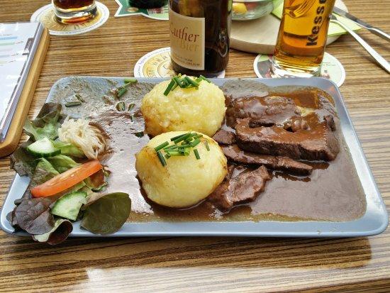 Ochsenfurt, Alemania: Öchsle - fränkisch genießen