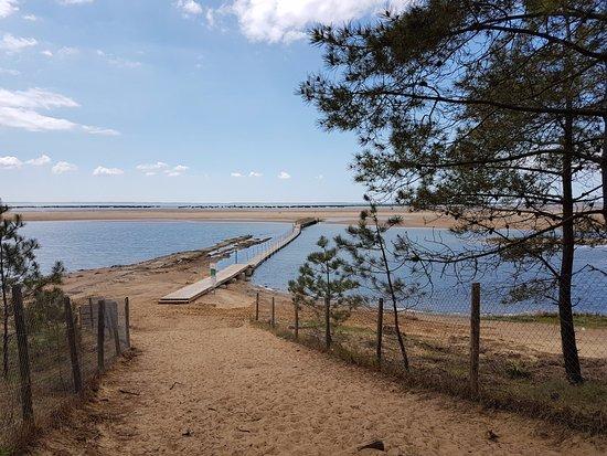 La Faute sur Mer, Francia: Accès plage 2017