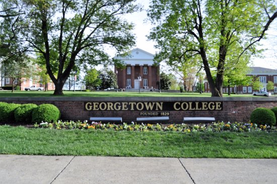 average college campus picture of georgetown college georgetown
