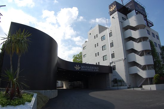 Musashino Grand Hotel And Spa