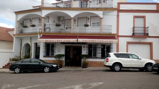 Monesterio, Spagna: Mesón Casa Juan
