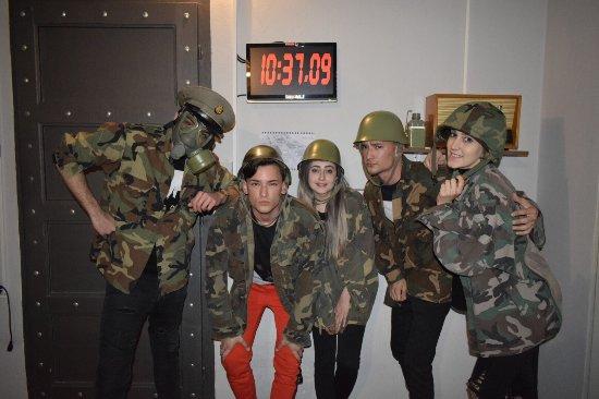 Photo1 Jpg Picture Of Escape Room Fox In A Box Zagreb