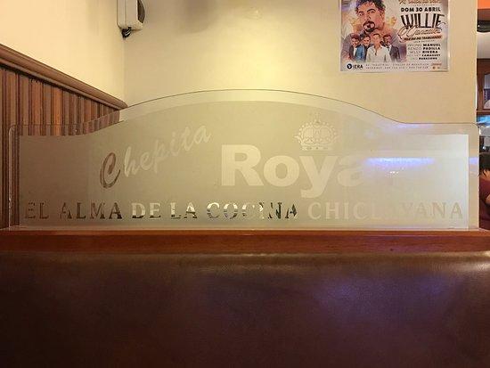 Chepita Royal Restaurant : photo1.jpg