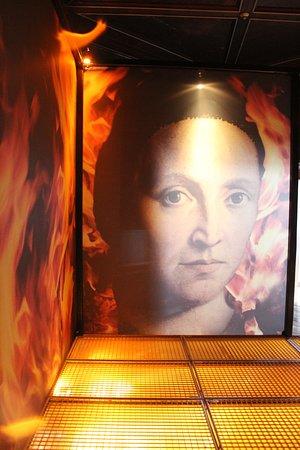 Riegersburg: modern exibitions