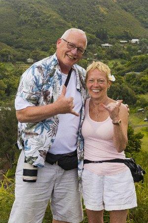 Wailuku, Hawái: Happy?