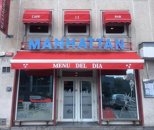 imagen Restaurante Manhattan en Valle de Trápaga-Trapagaran