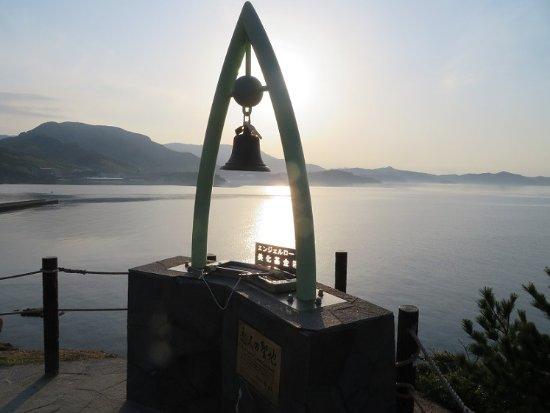 土庄町, 香川県, 約束の丘展望台の恋人の聖地。