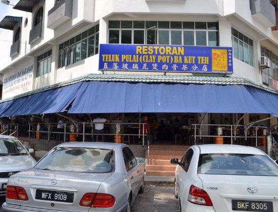 Klang, Malasia: Teluk Pulai (Clay Pot) Ba Kut Teh