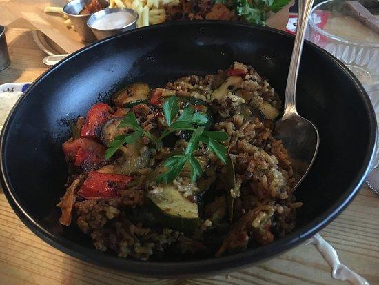 Nanuchka: אורז נהדר