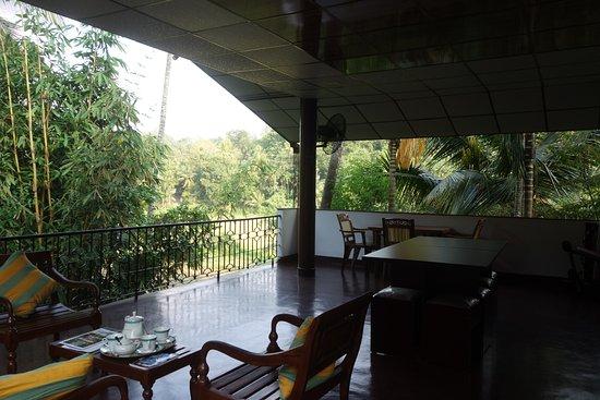 Mawanella, سريلانكا: Sitzplatz