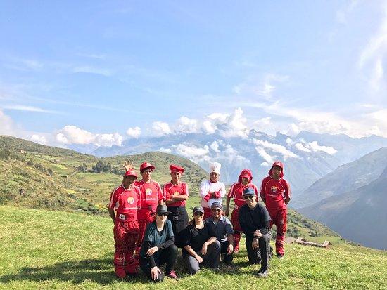 Llama Path: This trip was a gem! A three day hike on the Inca Trail to Machu Picchu, led by Aiben Puma! Than