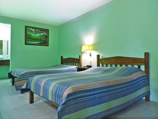 Nicoya, Costa Rica: Habitación mediana 2 camas