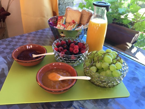 Stazzona, Italia: Breakfast