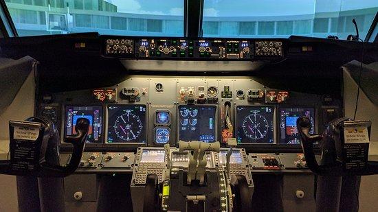 Yellow Wings Flight Simulator