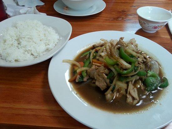 Thai Food Battlefield Blvd