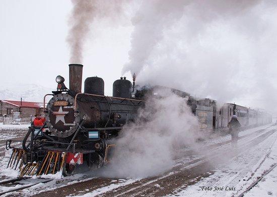 Esquel, Argentina: Nahuelpan en invierno. Foto: Luiggi Fotos