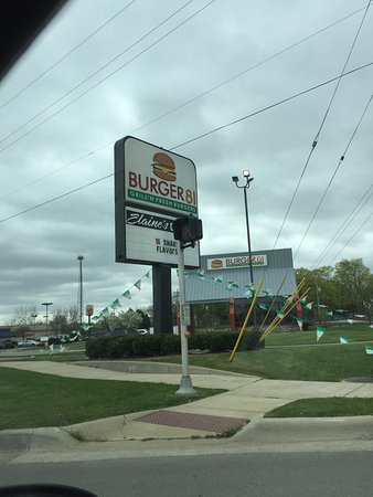 Bay City, MI : Hot 'n Now Hamburgers of Mid-Michigan