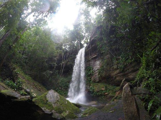 Cachoeira Salto do Ipy