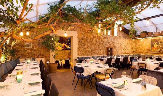Restaurant Clandestino Saint Tropez