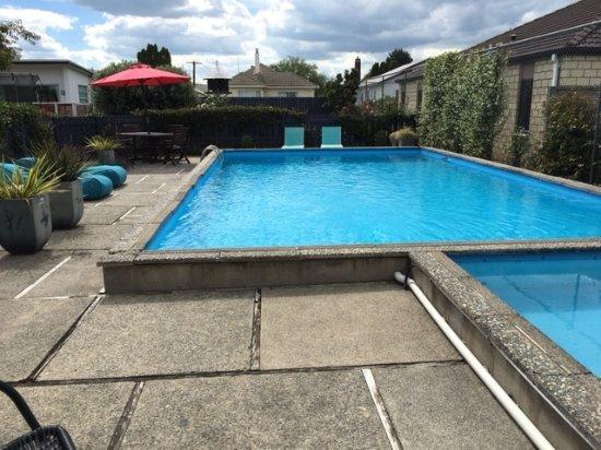 Matamata, Nuova Zelanda: Includes a small childs pool.