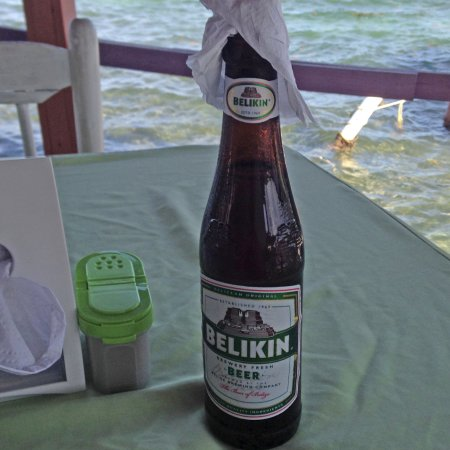 Hurricanes Ceviche Bar & Grill: You are not on island time until you have your first Belikin.