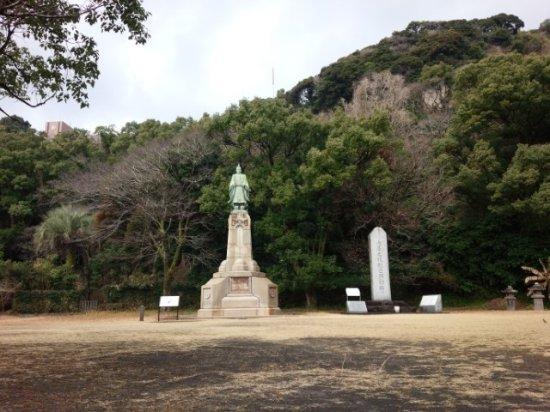 Nariakira Shimazu Statue