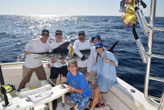 Hacienda Encantada Resort & Spa: Fishing is great