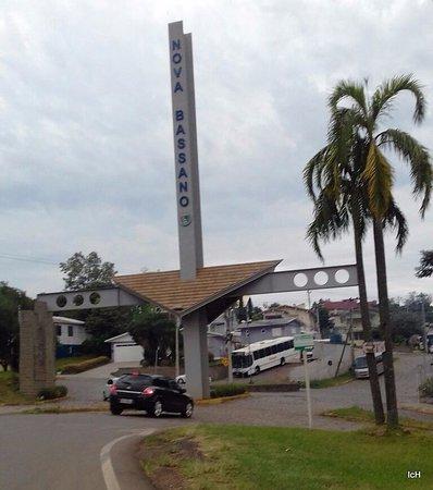 Portico de Nova Bassano
