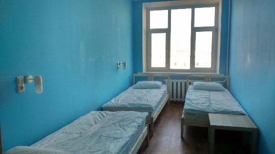Svoi Lyudi Hostel