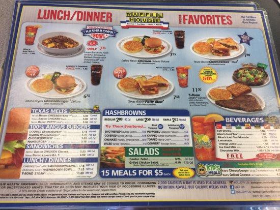 Murfreesboro, TN: Waffle House