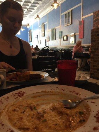 Anderson, SC: Shrimp & Grits excellent!
