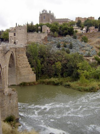 Province of Malaga, Spain: Puente de San Martin Toledo  © Robert Bovington