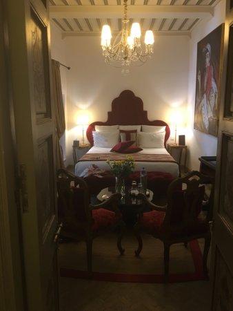 Riad Idra : The Nour Room