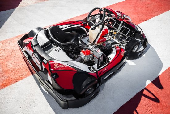 Campillos, Spanien: Kart GTMAX, karts de alquiler de 2 tiempos, los mas potentes del mercado