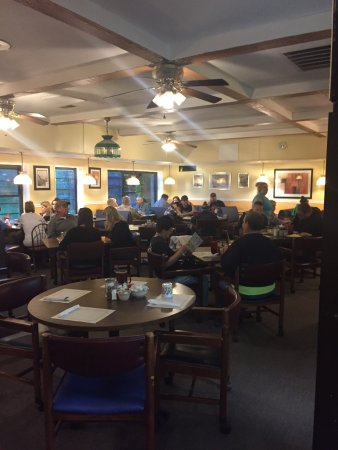 Saint Ann, MO: Locals breakfast joint, Sunrise Pancake House