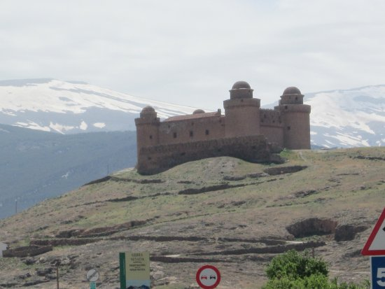 La Calahorra Castle, April 2017