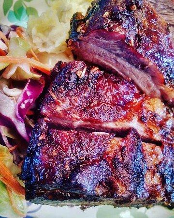 Kennicott, AK: BBQ Ribs
