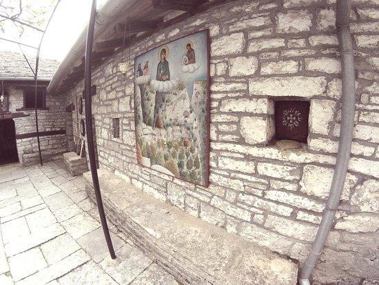 Monodendri, Greece: Μονή Αγίας Παρασκευής