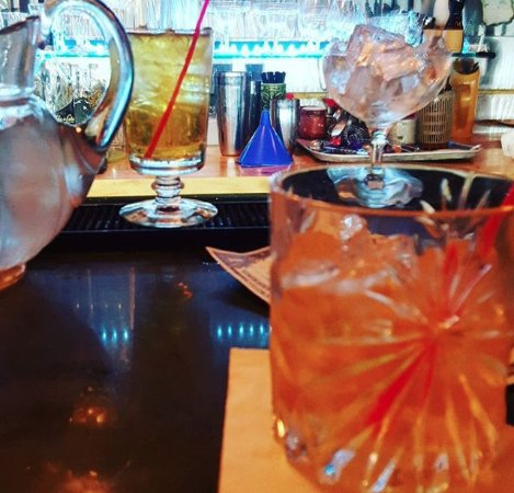Kingston, Estado de Nueva York: Beautiful tasty craft cocktails at reasonable prices.